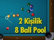 2 Kişilik 8 Ball Pool